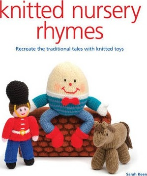 Knitted Nursery Rhymes Cover Image