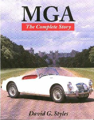 MGA : The Complete Story