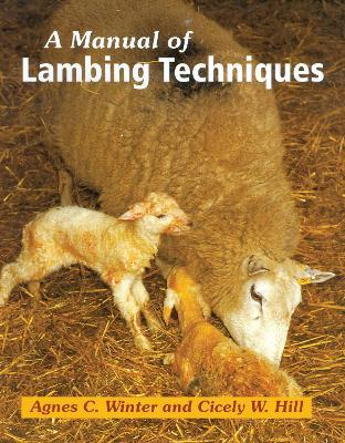 A Manual of Lambing Techniques - Agnes C. Winter, Cicely W. Hill