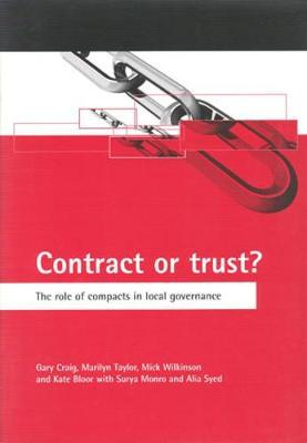 Contract or Trust?