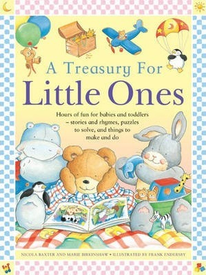 Treasury for Little Ones Cover Image