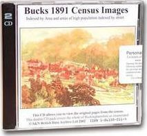 Bucks 1891 Census Images