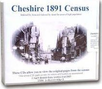 Cheshire 1891 Census