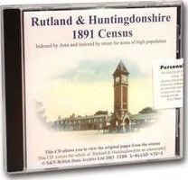 Rutland and Huntingdonshire 1891 Census