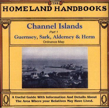Channel Islands: Ordnance Map Pt. 1