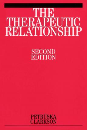 The Therapeutic Relationship Cover Image