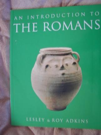 INTRODUCTION TO THE ROMANS