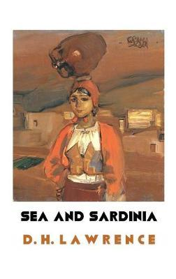 Image result for photos of D. H. lawrence sea and sardinia