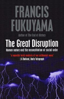 The Great Disruption