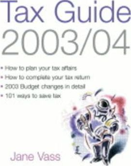 Daily Mail Tax Guide 2003