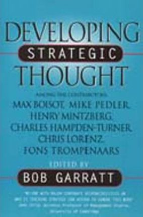 Developing Strategic Thought