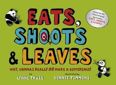 Eats, Shoots and Leaves for Children