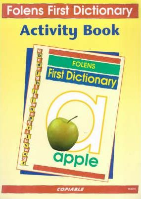 Folens First Dictionary: Activity Book