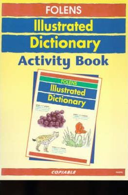 Illustrated/Key Word Dictionary - Activity Book