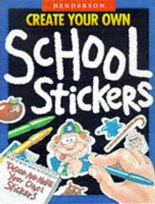 Create Your Own School Stickers