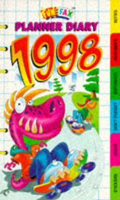 Funfax Planner Diary 1998