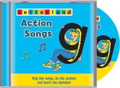 Action Songs Cover Image