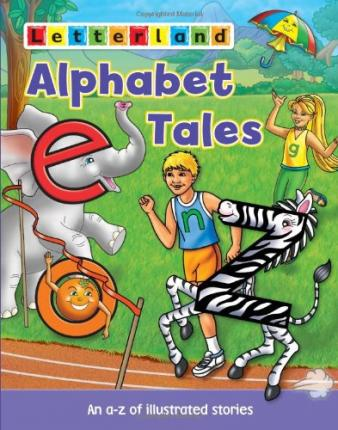 Alphabet Tales Cover Image