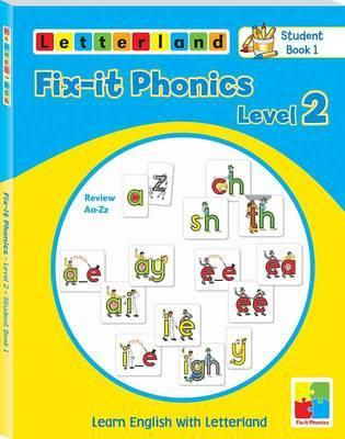 Fix-it Phonics: Studentbook 1 Level 2 : Learn English with Letterland