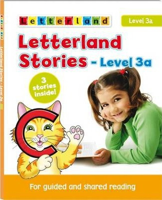 Letterland Stories: Level 3a Cover Image