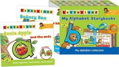 My Alphabet Storybooks