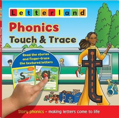 Phonics Touch & Trace Cover Image