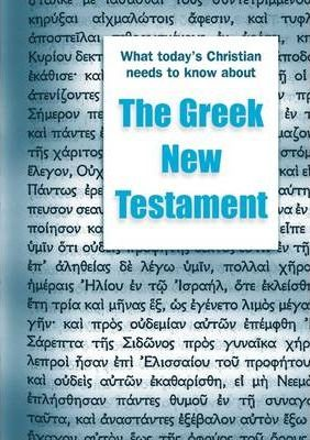 The Greek New Testament: Article