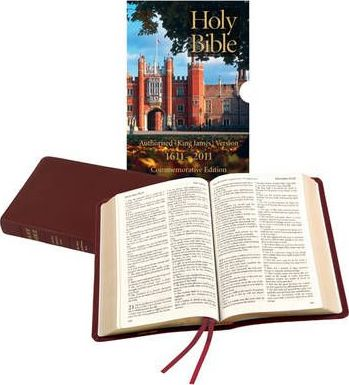 Holy Bible 1611-2011 Commemorative Edition