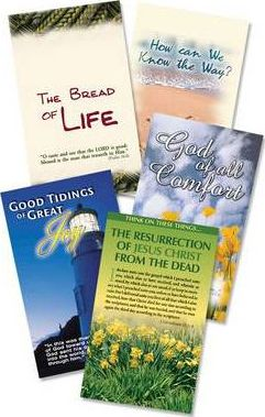 Tracts - Mixed Set of Theme Tracts: Authorised (King James) Version of the Bible