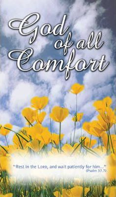 Theme Tract - the God of All Comfort: Authorised (King James) Version