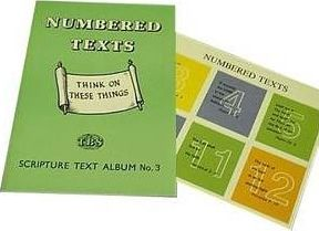 Numbered Texts