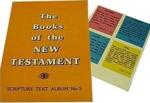 New Testament Books and Texts