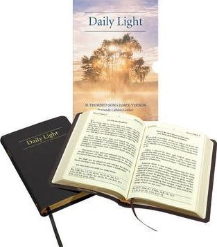 Daily Light - Christian Classic: Authorised (King James) Version