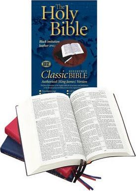 Holy Bible - Classic Centre Reference: Authorised (King James) Version