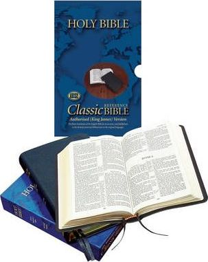 Holy Bible - Classic with Metrical Psalms: Authorised (King James) Version