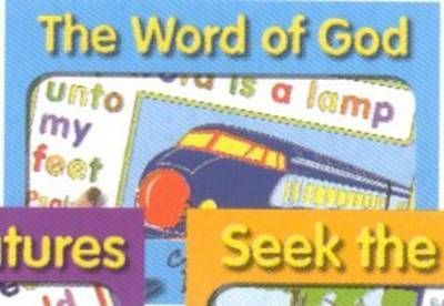 Colouring Book - Word of God