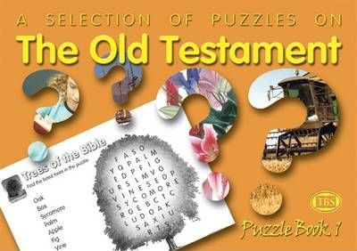 Puzzles on the Old Testament: Puzzle Book Bk. 1