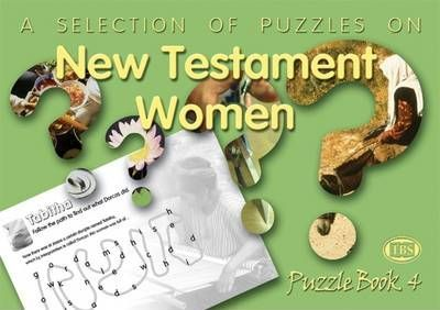 Puzzles on New Testament Women: Puzzles Book Bk. 4