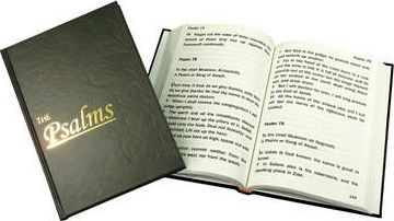Extra Large Print Psalms: Authorised (King James) Version