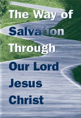 Booklet Tract - The Way of Salvation: Authorised (King James) Version