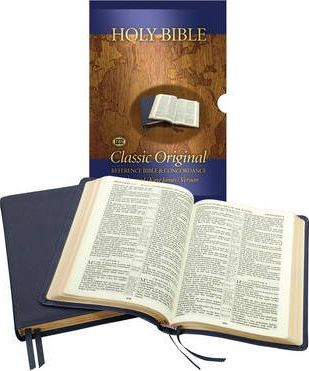 Holy Bible: Concord - Classic Original Reference