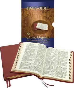Holy Bible: Concord Classic Original Reference