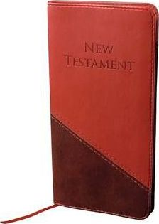 Luxury Slimline Pocket New Testament