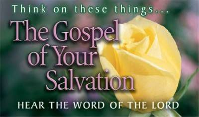 Pack Tracts - The Gospel of Your Salvation (50 Tracts)