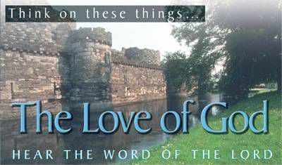 Pack of Tracts - The Love of God (50 Tracts)