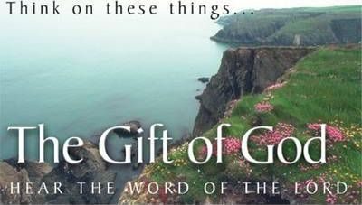 Pack of Tracts - The Gift of God (50 Tracts)