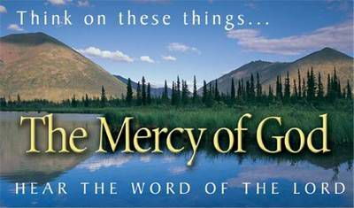 Pack of Tracts - The Mercy of God (50 Tracts)
