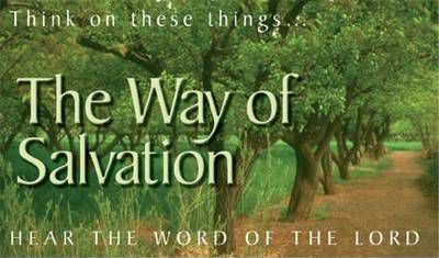 Pack of Tracts - The Way of Salvation (50 Tracts)