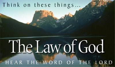 Pack of Tracts - The Law of God (50 Tracts)