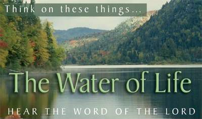 Pack of Tracts - The Water of Life (50 Tracts)